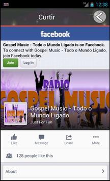 Rádio Gospel Music screenshot 2