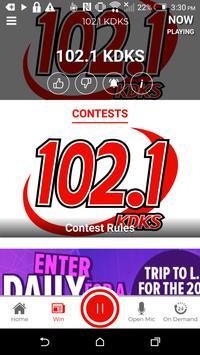Hot 102 screenshot 1
