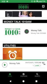 MoneyTalk 1010 AM poster
