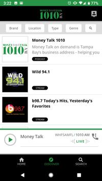 MoneyTalk 1010 AM screenshot 1