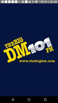 101.3 The Big DM poster