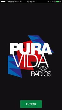 Pura Vida Radios poster
