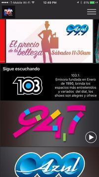 Pura Vida Radios screenshot 1