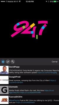 Pura Vida Radios screenshot 2