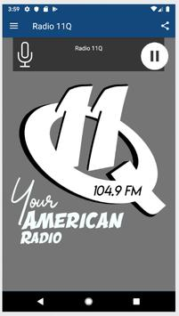 Radio 11Q screenshot 2