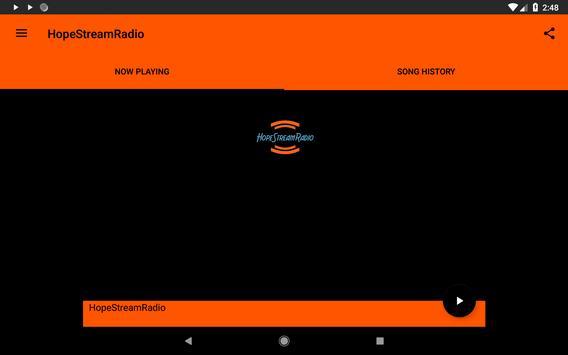 HopeStreamRadio screenshot 5