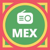Radio Mexiko Zeichen