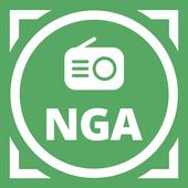 Nigeria Radios: Nigerian FM Radio Online icon