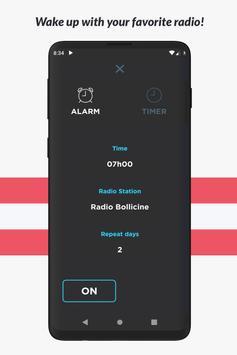 Радио Канады: FM-радио, бесплатное интернет-радио скриншот 4