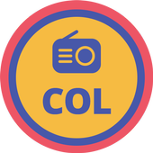 Radio Colombia: Live and Free FM Radio icon