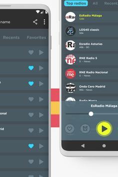 Radio Spain screenshot 1