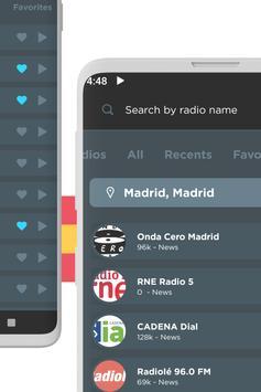 Radio Spain screenshot 2