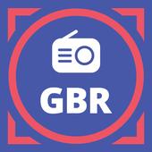 Radio UK: music, free online radio, internet radio icon