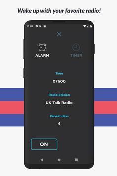 Radio UK: music, free online radio, internet radio screenshot 4