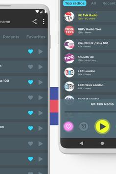Radio UK: music, free online radio, internet radio screenshot 1