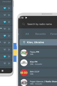 Ukraine Radio: Free AM FM Stations Online screenshot 2