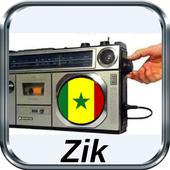 Zik Fm Senegal Zik Fm 89.7 Zik Fm Dakar icon