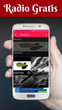 Gospel Ja Fm Radio App Radio Cristiana poster