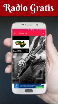 Gospel Ja Fm Radio App Radio Cristiana screenshot 2