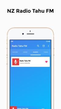 NZ radio tahu fm screenshot 1