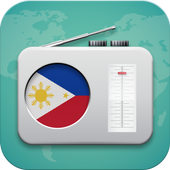 Philippines Radio - Radio Philippines Listen free icon
