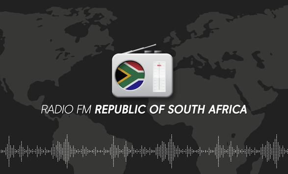 Republic of South Africa Radio - Radio Listen free poster