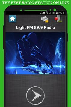 Radio App Light FM 89.9 AU Online Free poster