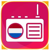 Radio 6FM Radio App FM NL Gratis Online icon