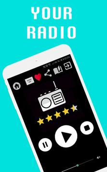 Radio 6FM Radio App FM NL Gratis Online screenshot 1