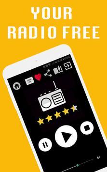 Radio 6FM Radio App FM NL Gratis Online screenshot 5