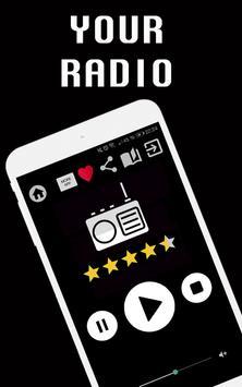 Radio SASFM Radio App FM NL Gratis Online poster