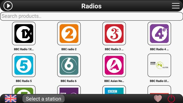 UK Radio FM screenshot 3