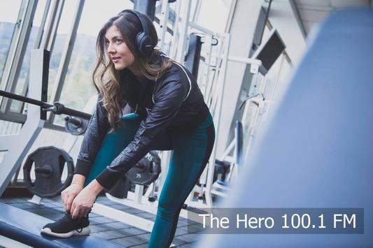 100.1 FM The Hero Radio screenshot 3
