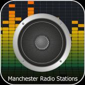 Manchester Radio Stations icon