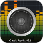 88.1 FM Radio Classic RapMix icon