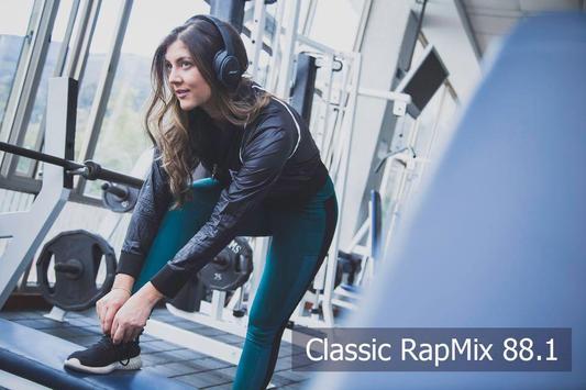 88.1 FM Radio Classic RapMix screenshot 3