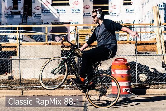 88.1 FM Radio Classic RapMix screenshot 2