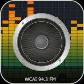 94.3 Radio Station WCAI icon