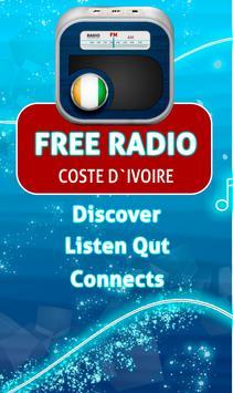 Radio Cote d´lvoire Free screenshot 1