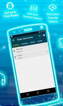 Radio Cote d´lvoire Free screenshot 3