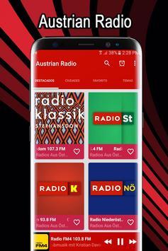 Austrian Radio - Radio Austria Free screenshot 4