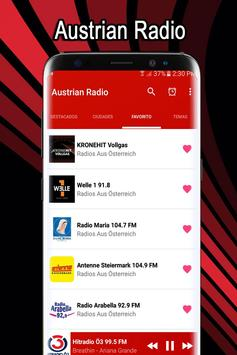 Austrian Radio - Radio Austria Free screenshot 8