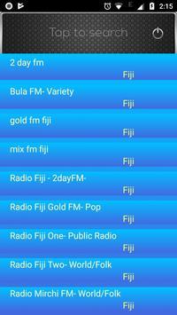 Radio FM Fiji poster