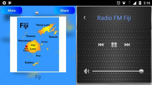 Radio FM Fiji screenshot 5