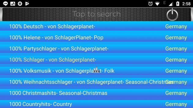 Radio FM Germany screenshot 5