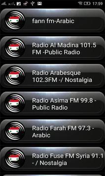 Radio FM Syria poster