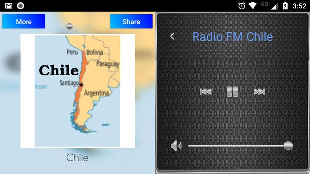 Radio FM Chile screenshot 5