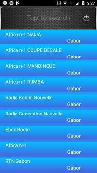 Radio FM Gabon screenshot 6