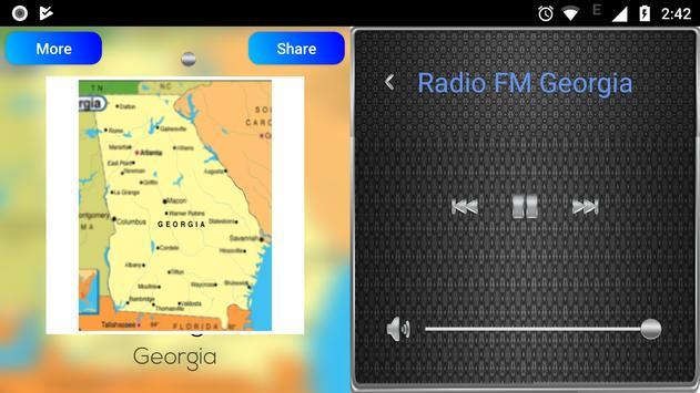 Radio FM Georgia screenshot 5