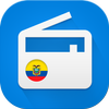 Radio Ecuador - FM & AM en Vivo. Radio Gratis アイコン